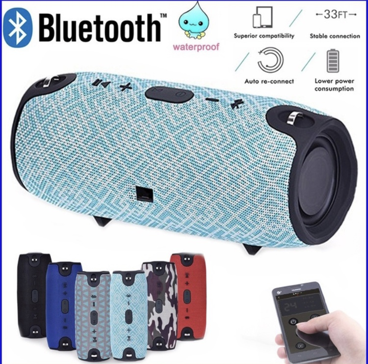 XTREME Bluetooth Portable Speaker