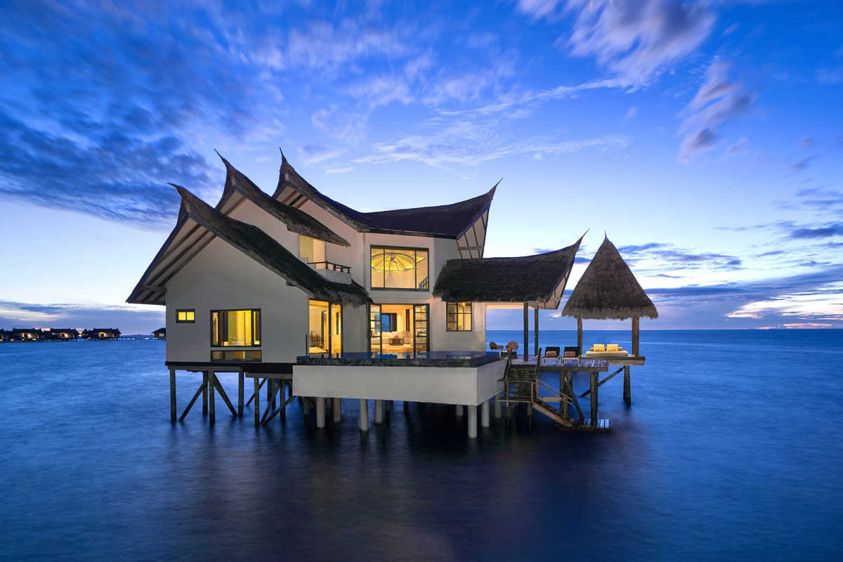 The Ocean Suites at Jumeirah Vittaveli