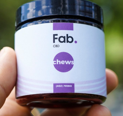 Review: Fab CBD Chews