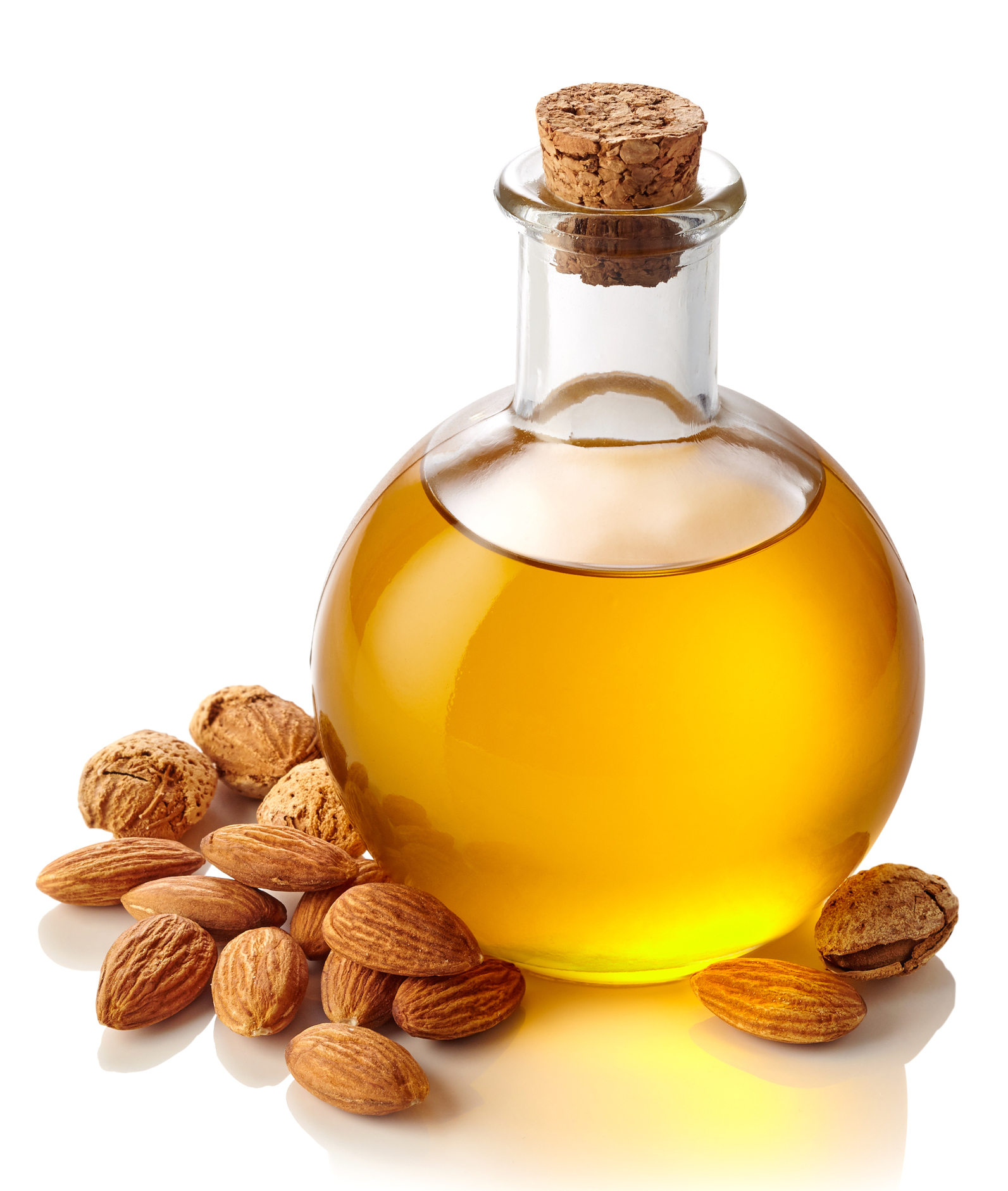 *ADORE THE SKIN YOU IN* 100% Sweet Almond Oil: Net: (2oz) 59ml: