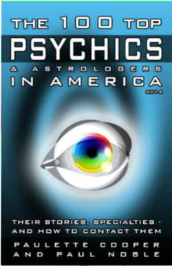 "Ranked in the ""Top 100 Psychics"""