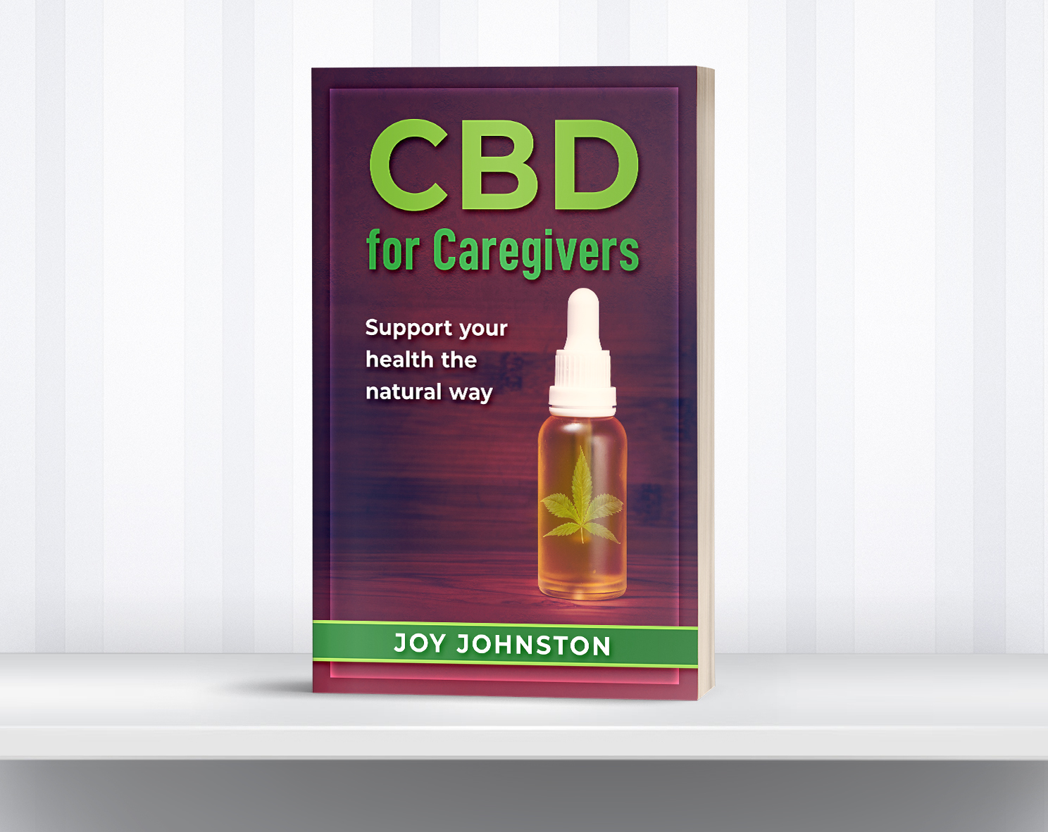 CBD for Caregivers book is now available!