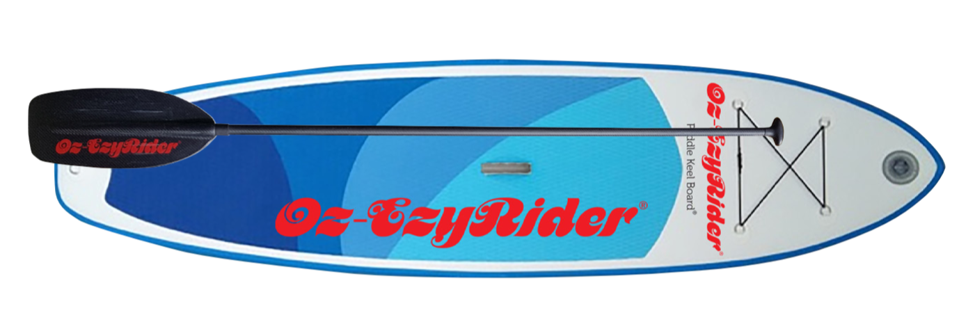 Inflatable Paddle Keel Board - Lynx 9/6