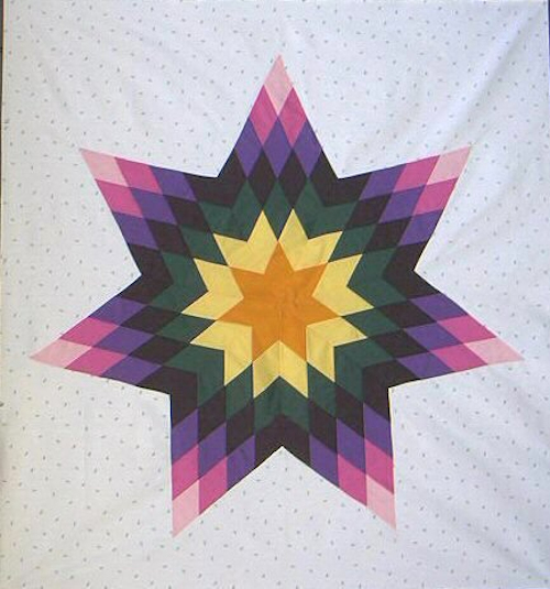Star Quilt Books And Patterns