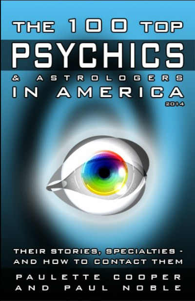 "Listed in the ""Top 100 Psychics"""