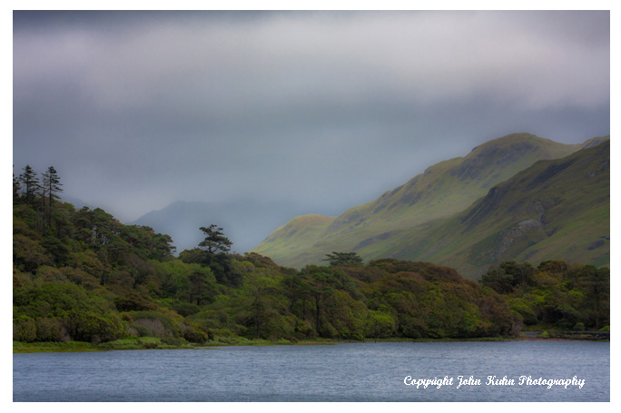 Near Kylemore Abbey