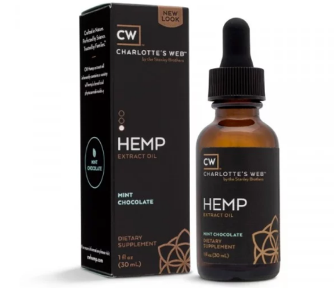 Review: Charlotte's Web CBD Hemp Extract Oil