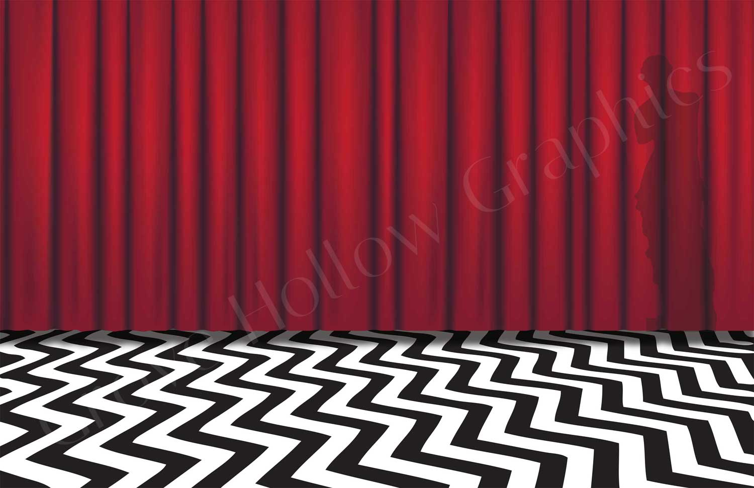 Black Lodge Red Room