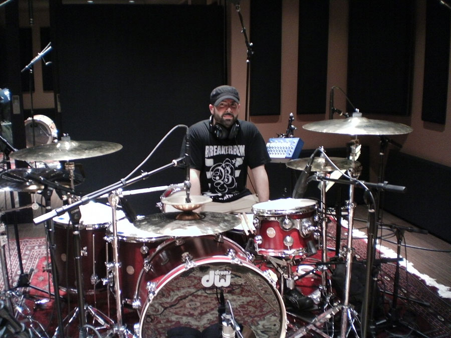 Scott Calandra Nashville Drum Lessons