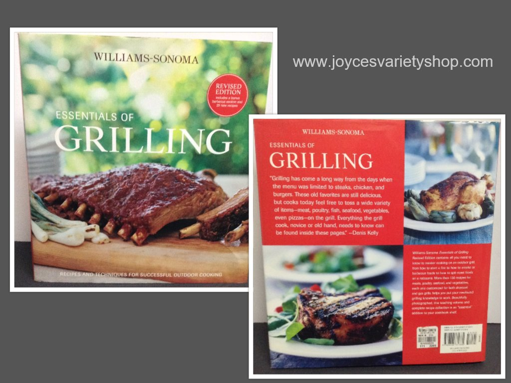 Essentials of Grilling Cook Book