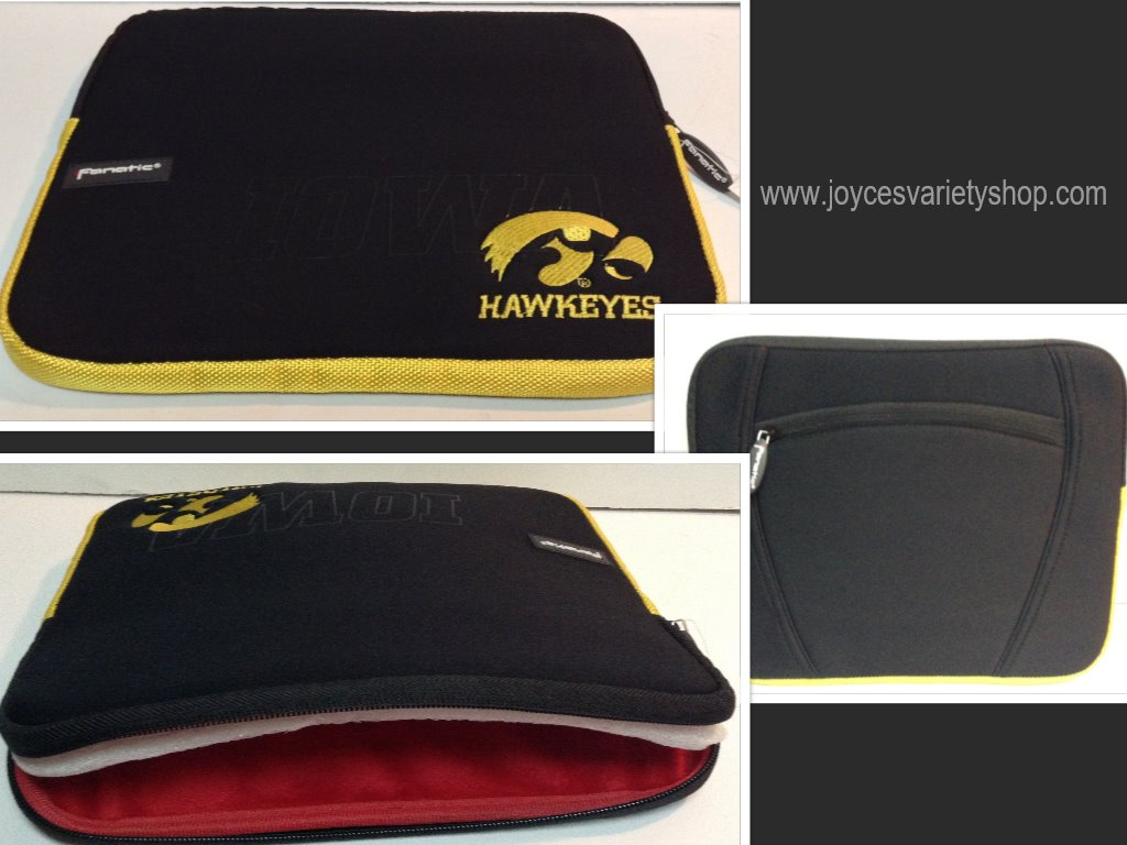 Iowa Hawkeyes Tablet Case