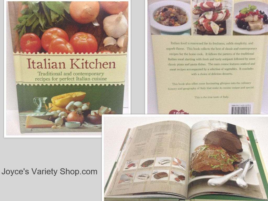 Italian Kitchen Cook Book