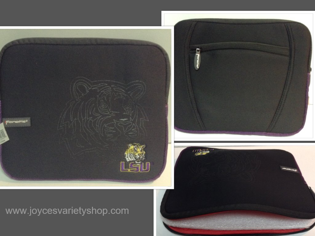 LSU University Tablet Case