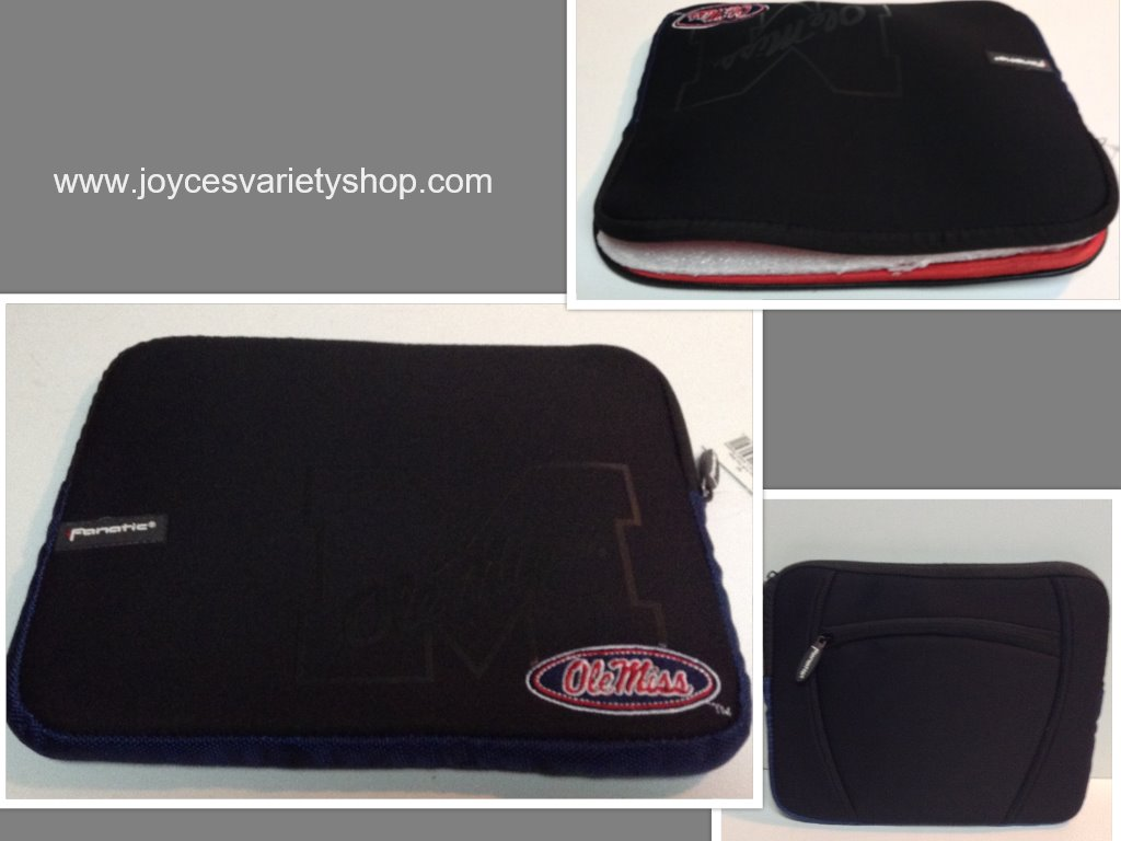 Mississippi University Tablet Case