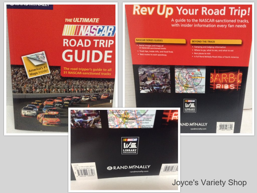 Rand McNally Nascar Guide