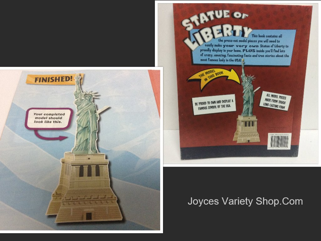 Statue of Liberty Board Book