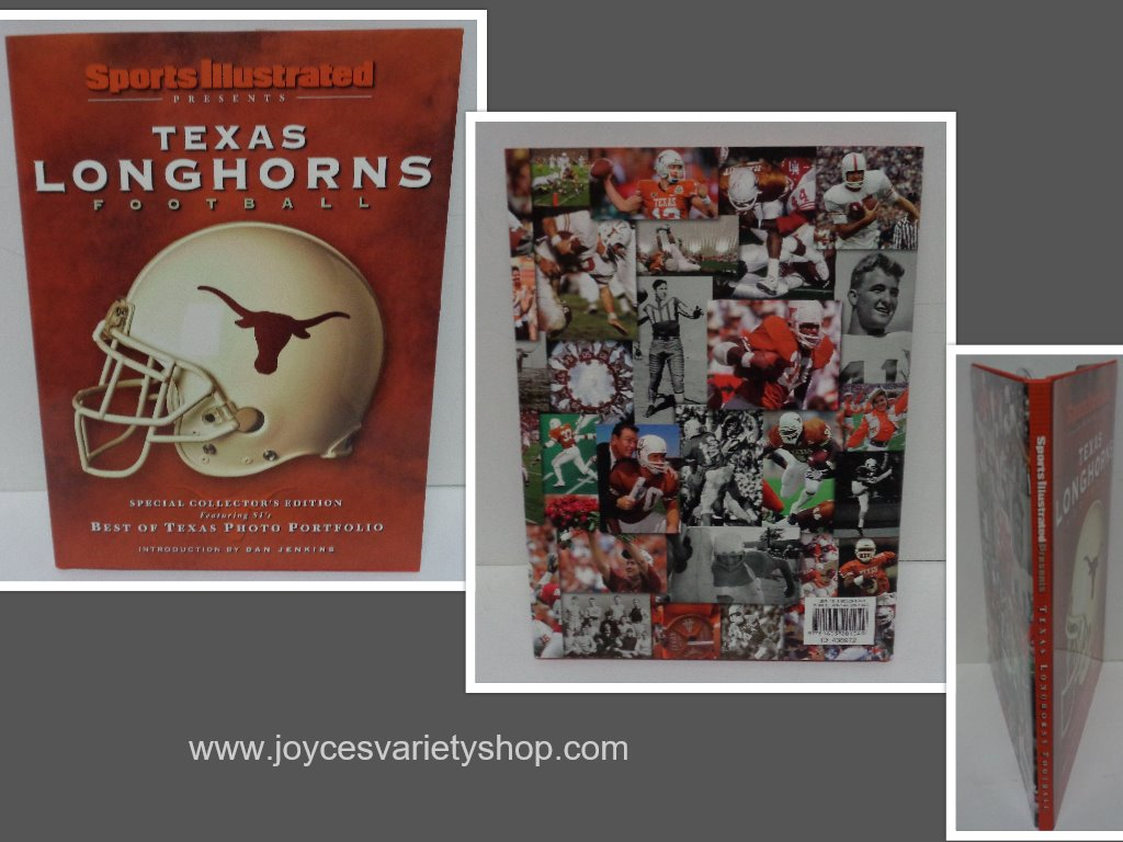 Texas Longhorns Football Book