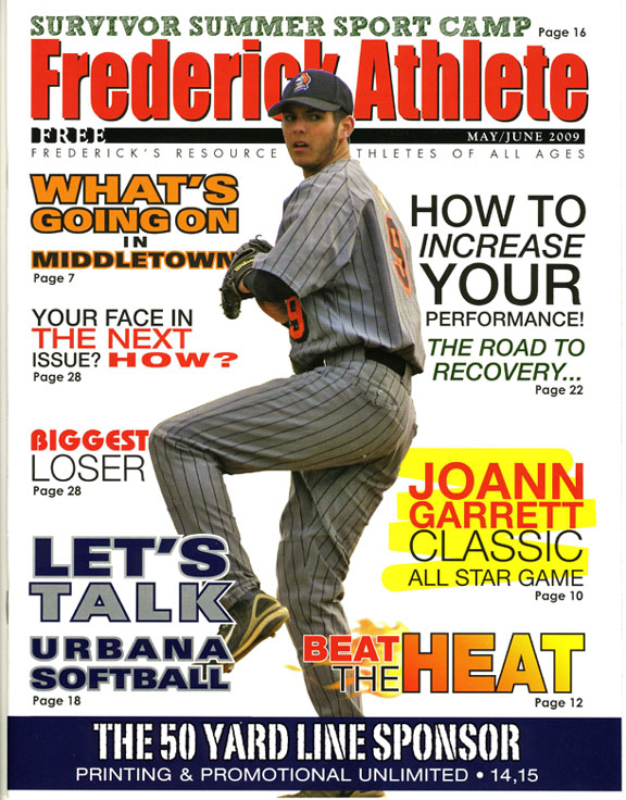 Frederick Athlete Magazine