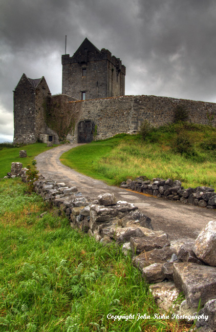 Dunguaire Castle, c 1520
