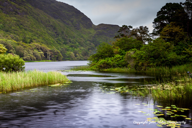 Near Kylemore Abbey, Connemara Co