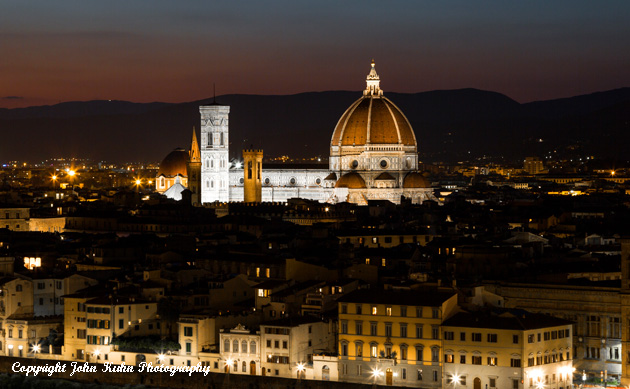 il Duomo at Night