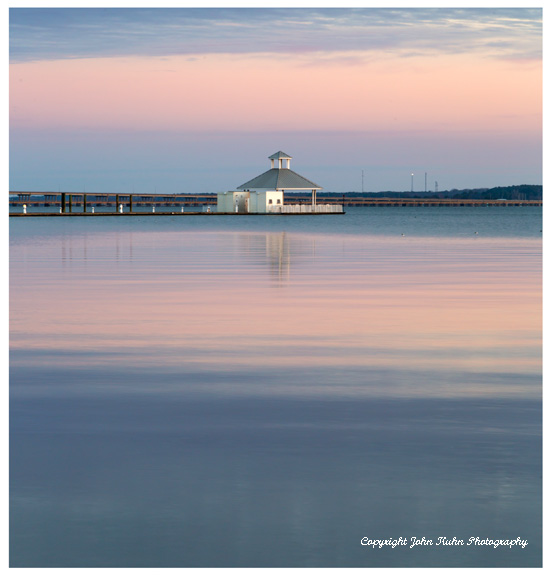 Choptank River at Dawn