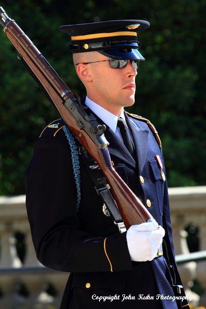 Tomb of the Unknown Soldier Guard