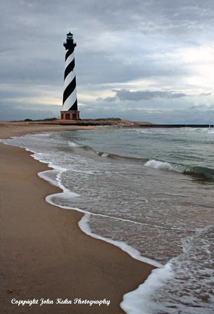 Cape Hatteras Lighthouse (Before Move)