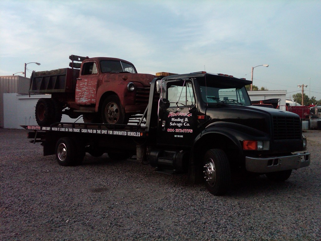Roscoe\'s - Cash for Junk Cars & Immediate Junk Car Removal.