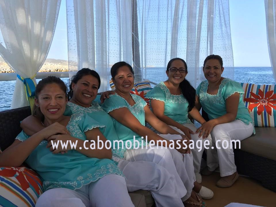 Cabo Mobile Massage Team