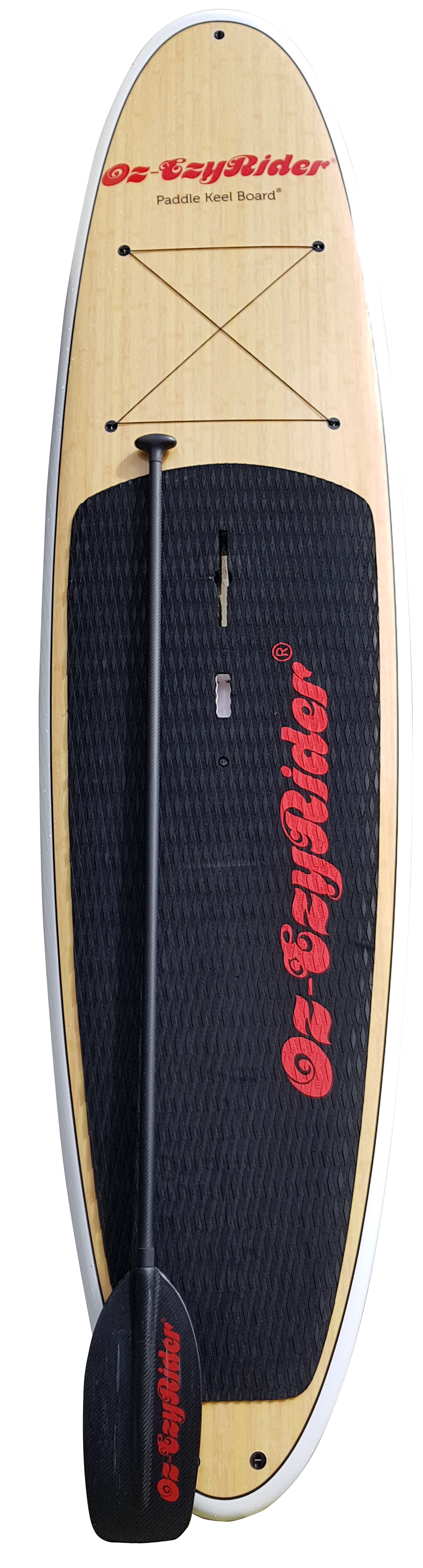 Paddle Keel Board - Tiger 11'