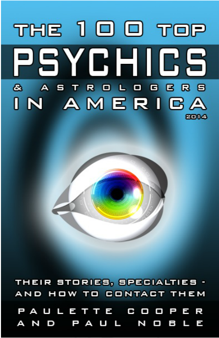 "Psychic Christopher Golden in ""Top 100 Psychics"""